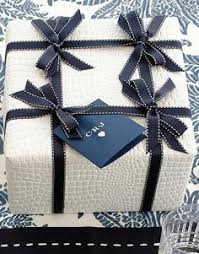 navy blue wrapping paper purple and white christmas gift wrapping celebration the