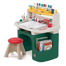 step 2 deluxe art desk step2 deluxe art master desk
