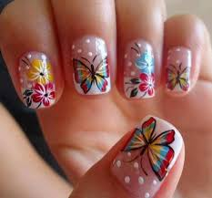 simple yet beautiful nail art designs to try now paperblog