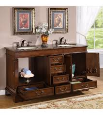 54 Inch Bathroom Vanity Single Sink Enchanting 70 Bathroom Double Vanity And Impressive 70 Double Sink