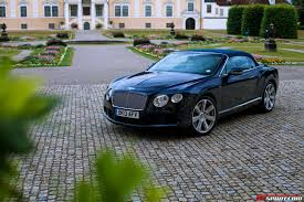 bentley phantom coupe road test 2013 bentley continental gtc w12 review