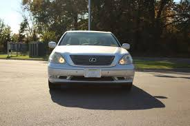 lexus ls 430 for sale by owner used 2004 lexus ls 430 for sale raleigh nc cary nph3118b