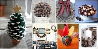 10 genius diy ways to transform pinecones into decorations