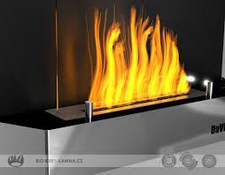fireplace without chimney binhminh decoration