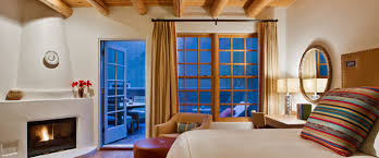 Bedroom Furniture New Mexico Rosewood Inn Of The Anasazi Luxury Hotel In New Mexico United States