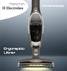 electrolux vacuum cleaner el1022a user guide manualsonline com