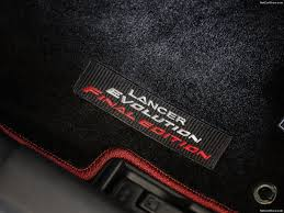 custom mitsubishi emblem mitsubishi lancer evolution final edition 2015 picture 25 of 30