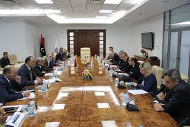 table activit b b avec siege bp and eni could to libya to begin exploration soon the