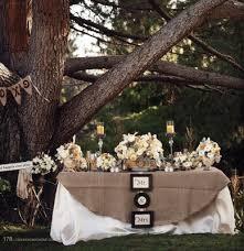 Burlap Wedding Aisle Runner Shepherds Hook With Inside Curl 48in