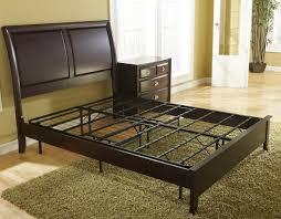 metal frame platform bed susan decoration
