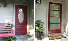Glass Exterior Door Picturesque Front Entry Doors With Glass On Decorative The Door
