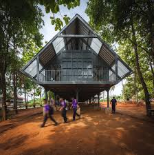 Thailand Home Design News by Thai Architects Develop A Building Typology For Disaster Resistant