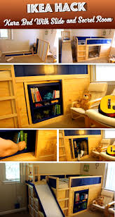 Ikea Kids Beds This Dad Transforms Ikea Furniture Into A Stunning Multipurpose