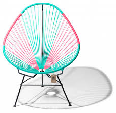 Acapulco Chair Replica Acapulco Chair Turquoise U0026 Mexican Pink The Original Acapulco