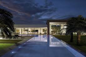 world of architecture simple modern house casa tb by aguirre