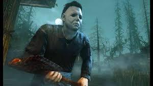 dead by daylight michael myers horror game trailer halloween