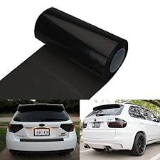 tail light tint installation amazon com 12 by 48 inches self adhesive headlight tail lights