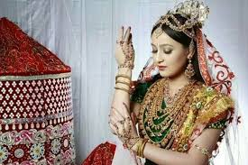 real brides of india a glimpse of a true blue manipuri wedding