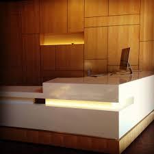 miami reception desk design entry contemporary with multiple