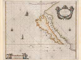 Map Snap Usa 18 Maps From When The World Thought California Was An Island Wired
