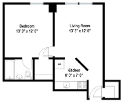 1 bedroom floor plan mayfair apartments 5496 s hyde park blvd chicago il rentcafé