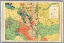 Washington State Geologic Map by Geological Map Of Colorado Hayden F V 1881