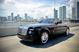 roll royce drophead rent rolls royce phantom drophead in miami eliteluxuryrentals