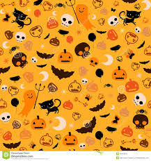 Halloween Monsters For Kids by Halloween Background Stock Vector Image 45410875
