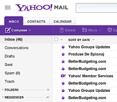 Yahoo Mail Can I Organize My Yahoo Mail With Folders Ask Dave