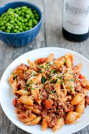 instant cuisine instant pot pasta with sauce