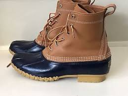 womens boots size 11n s ll bean 8 boot navy size 11n ebay