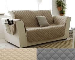protege fauteuil canape protège fauteuil et canapé universels aspect peau becquet