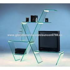 china rolling acrylic tv stand tv shelf tv riser lucite side