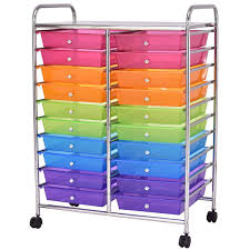 trally storage drawer carts amazon com office furniture u0026 lighting