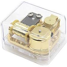 Unique Music Boxes Amazon Com Unique Transparent Musical Boxes Acrylic Wind Up Music