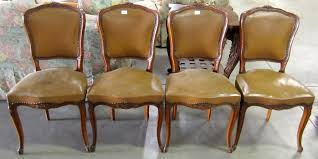 vintage dining room chairs