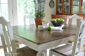 Diy Paint Dining Room Table Painted Tables Family Feedbag A Painted Table Perhaps Paint The