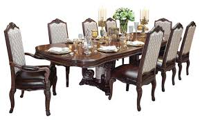 table victoria palace 7 piece dining set victorian sets pertaining