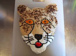 cheetah cakes u2013 decoration ideas little birthday cakes