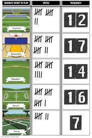 tally chart maker tally marks u0026 data collection