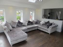 Grey Velvet Sofa by Grey Velvet Sofa Living Room Ideas U2013 Modern House