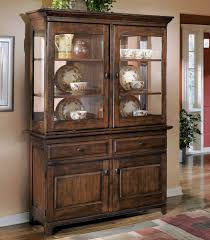 dining room china buffet larchmont display china cabinet and buffet by signature design by