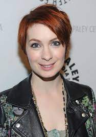 what is felicia day s hair color felicia day hawtcelebs