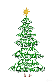 christmas tree tree embroidery design