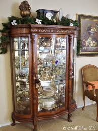 how to arrange a china cabinet pictures a stroll thru life cleaning organizing the china cabinet