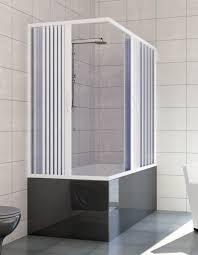 chiusura vasca da bagno all more it box cabina doccia angolare per vasca in pvc con