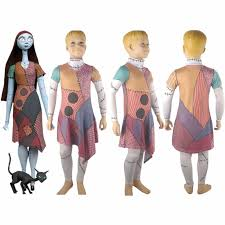 nightmare before christmas costumes kids the nightmare before christmas costume sally summer