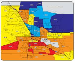 Twin Cities Zip Code Map by Long Realty U0027s U0027heat Map U0027 Charts Markets Long Realty Blog