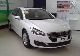 peugeot china file peugeot 508 facelift china 2015 04 10 jpg wikimedia commons