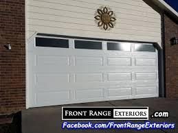 Pro Overhead Door by Colorado Springs Overhead Door Replacement Front Range Exteriors